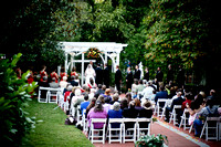 The Wedding Ceremony Uniting Katriena & Justin