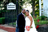 Celebrating the Marriage of Pamela Walker and Benjamin Poole